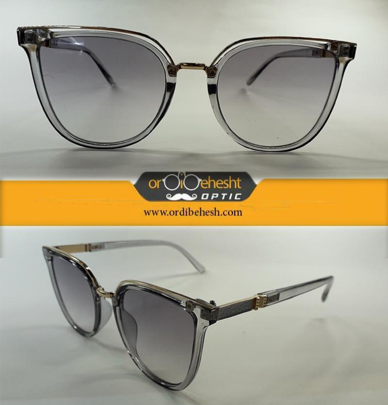 عینک آفتابی زنانه مدل l80-066 d