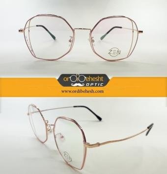 عینک طبی فشن زنانه برند zen