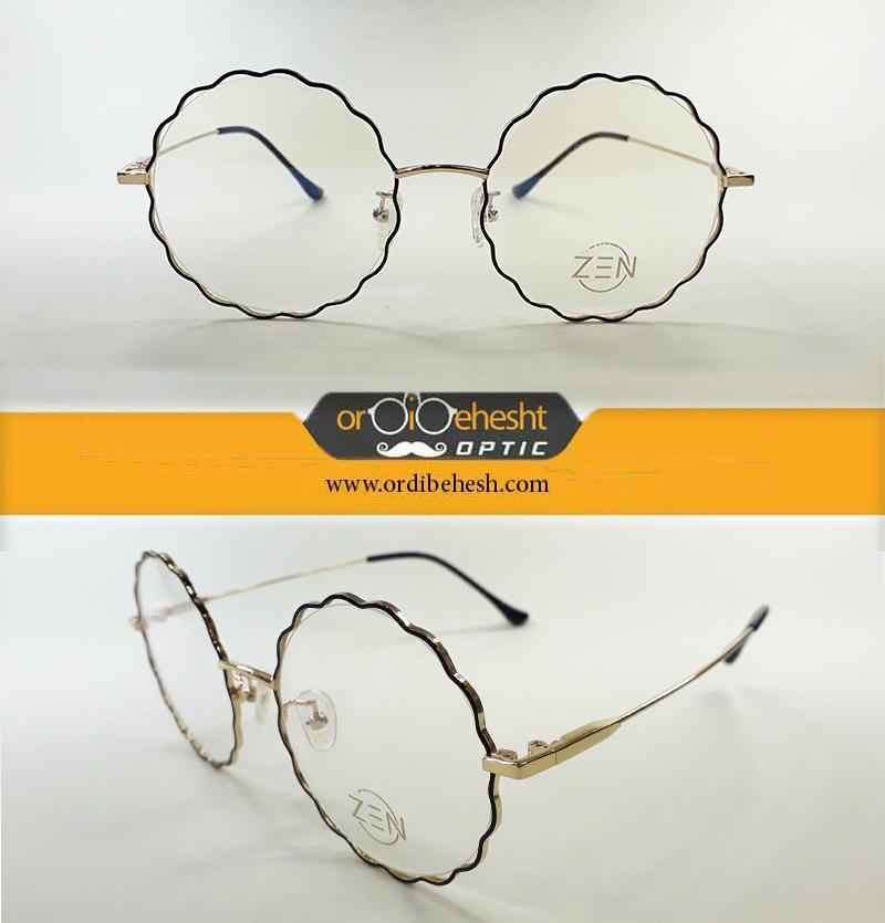 عینک طبی فشن زنانه zen