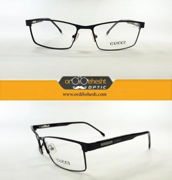 عینک طبی مردانه gucci