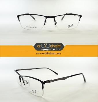 عینک طبی مردانه نیمه فریم ray.ban