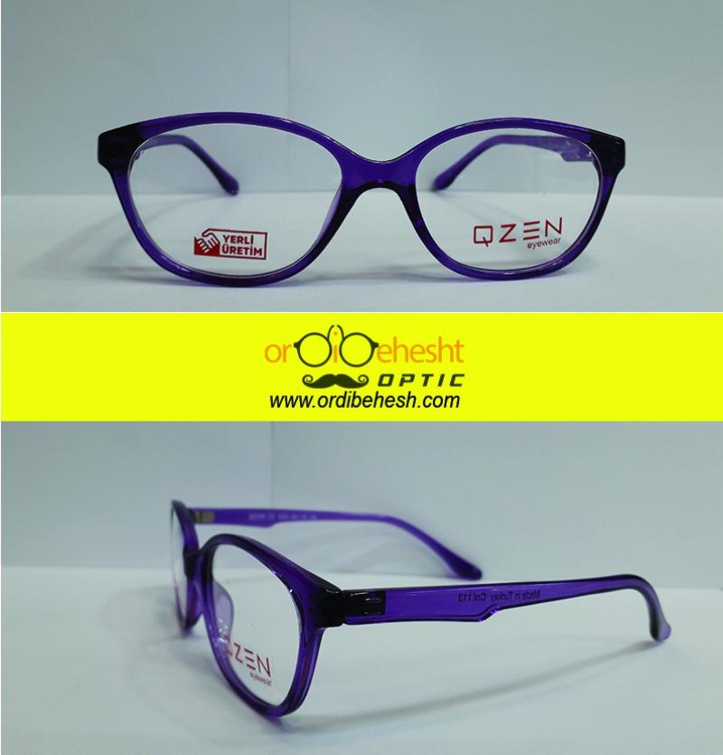 عینک طبی بچگانه Qzen