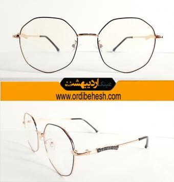 عینک طبی زنانه فشن