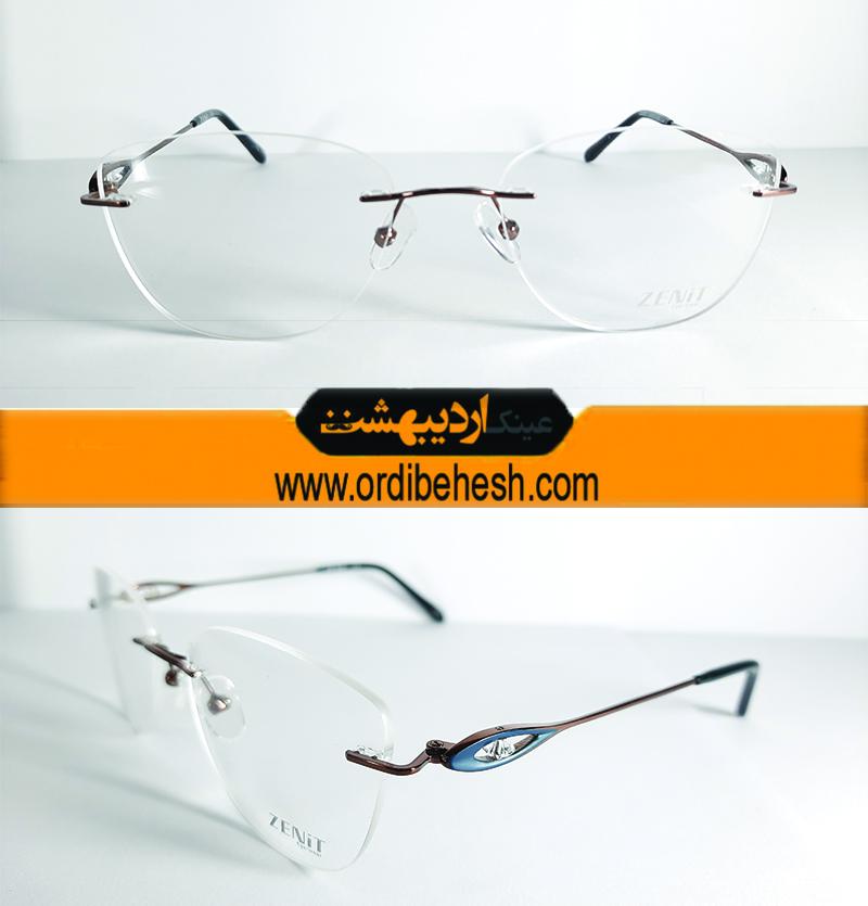 عینک طبی زنانه zenit672