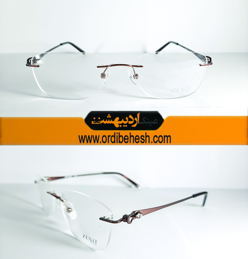 عینک طبی زنانه zenit674