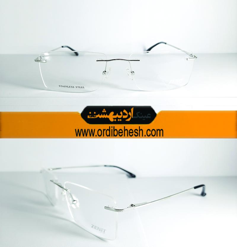 عینک طبی مردانه zenit706