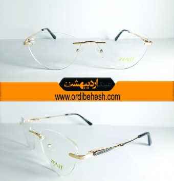 عینک طبی  زنانهzenit811