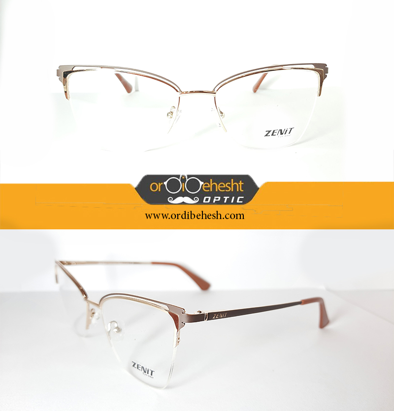 .عینک طبی زنانه zenit81118
