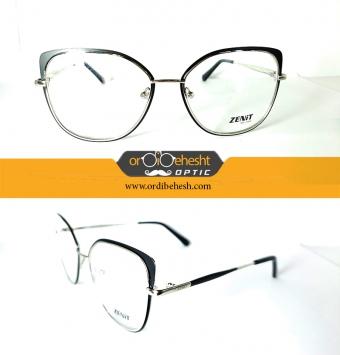 عینک طبی زنانه zenit1126