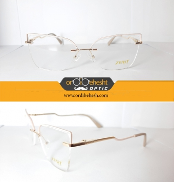 عینک طبی زنانه zenit1026