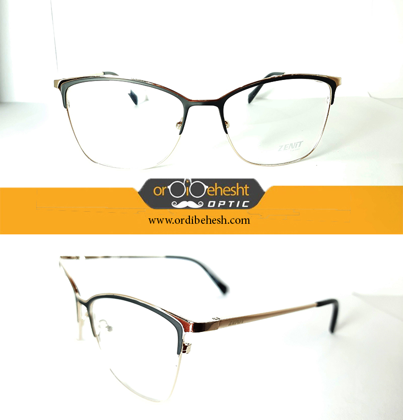 عینک طبی زنانه zenit831
