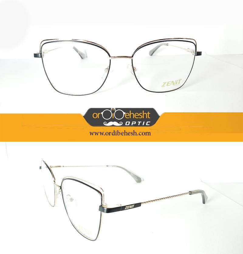 عینک طبی زنانه zenit805