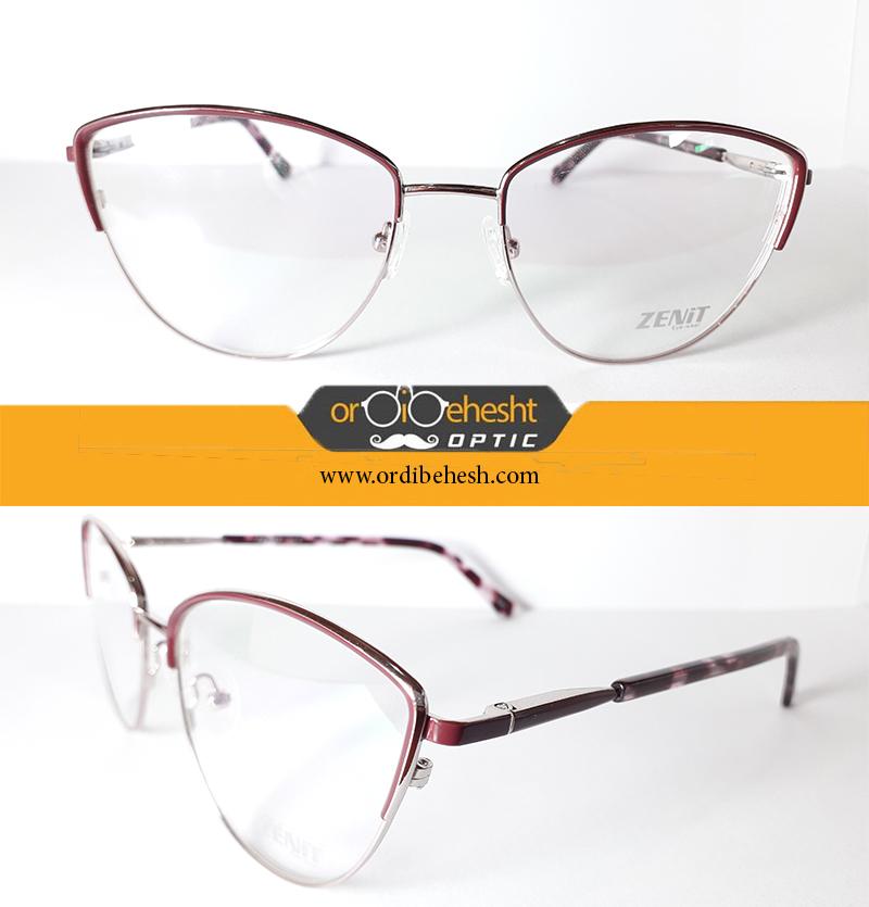 عینک طبی زنانه zenit479