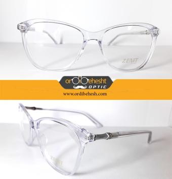 عینک طبی زنانه zenit629
