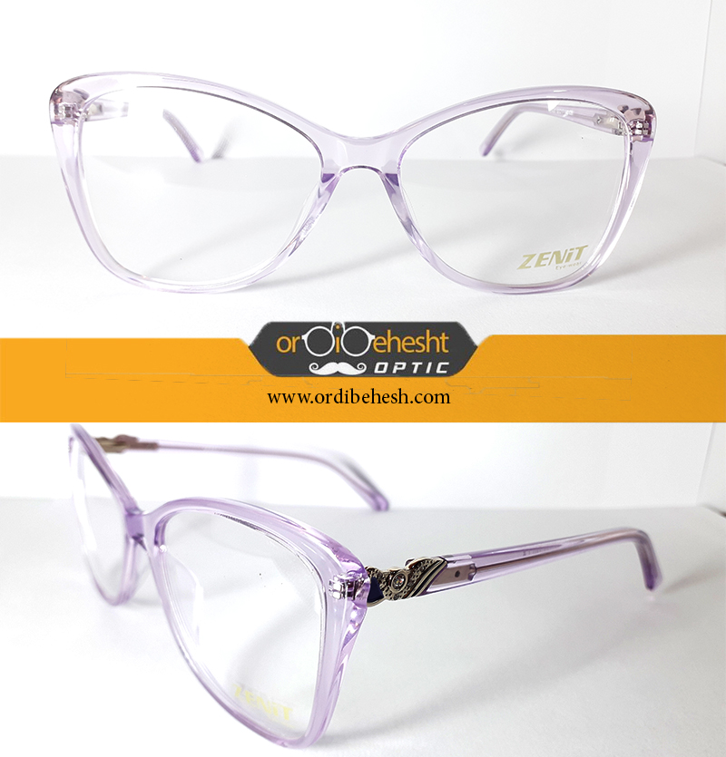 عینک طبی زنانه zenit630