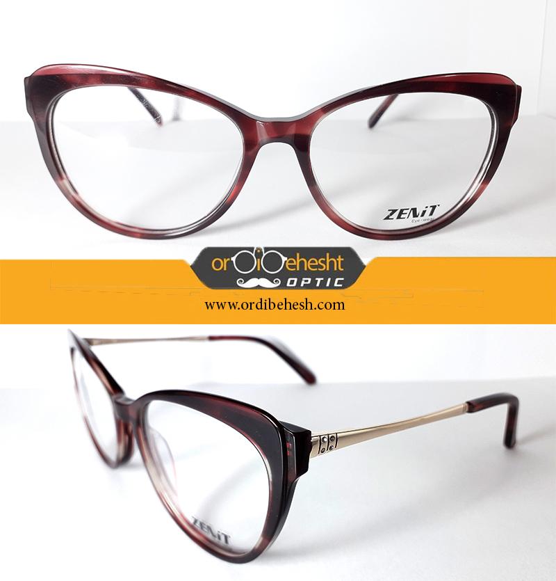 عینک طبی زنانه zenit684