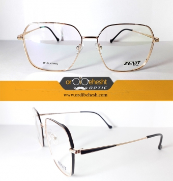 عینک طبی زنانه zenit10102