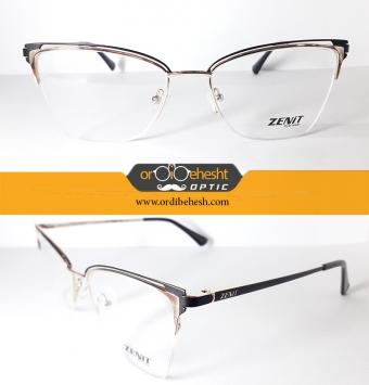 عینک طبی زنانهzenit1118