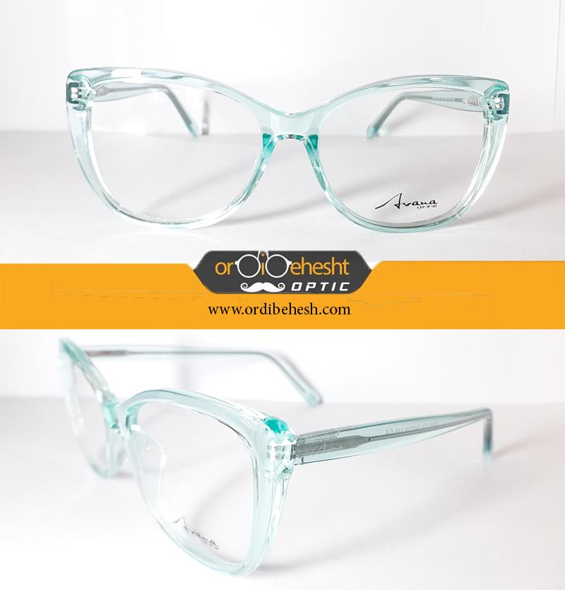 عینک طبی زنانه AVANA20۰۵