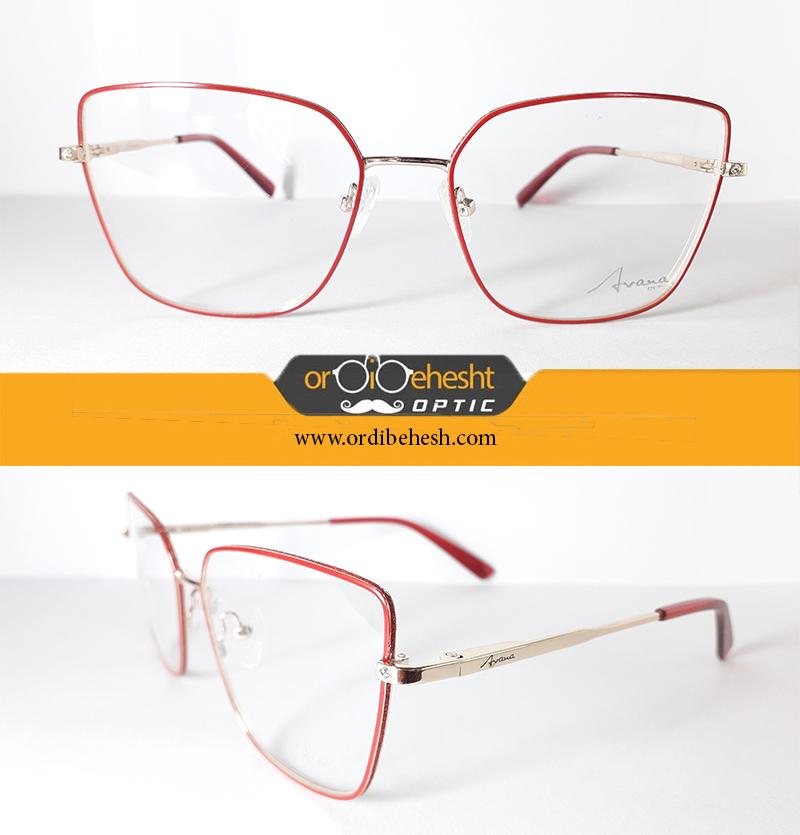 عینک طبی زنانه AVANA۳۰۱