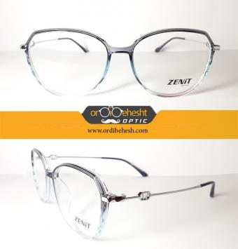 عینک طبی زنانه-zenit--1127