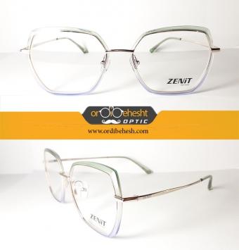 عینک طبی زنانهzenit10103