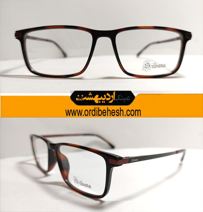 عینک طبی مردانهSILVENA6121