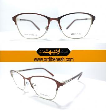عینک طبی زنانه چنل