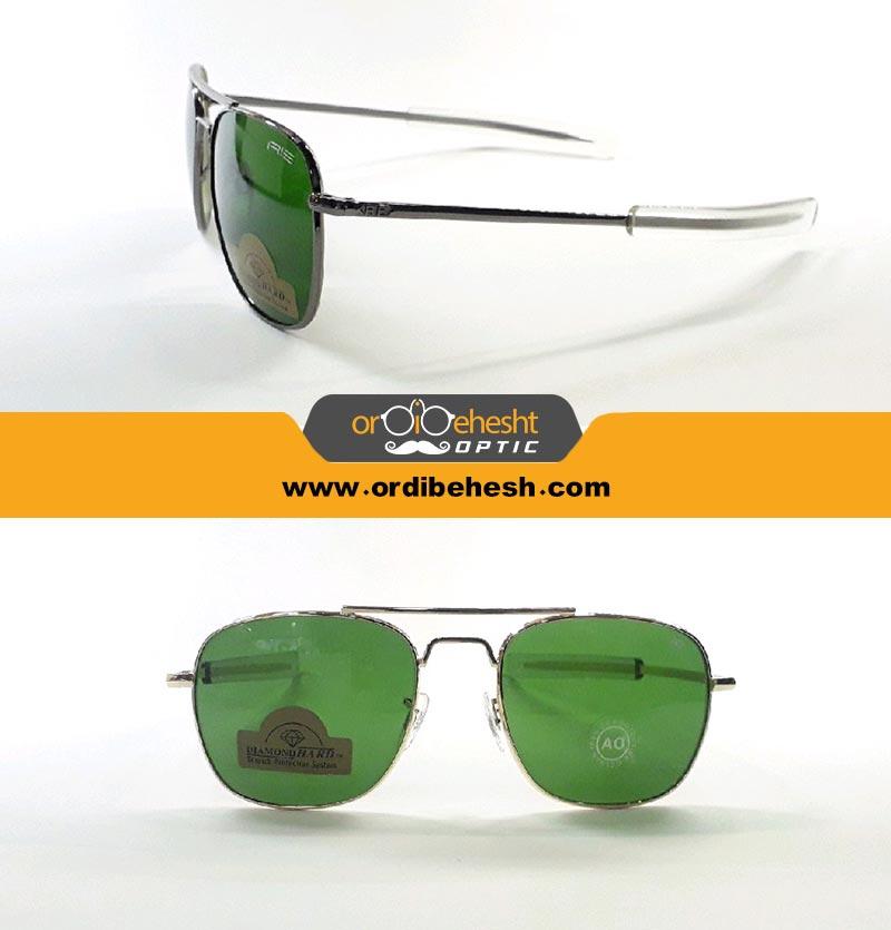 عینک آفتابی مردانه مدل خلبانی