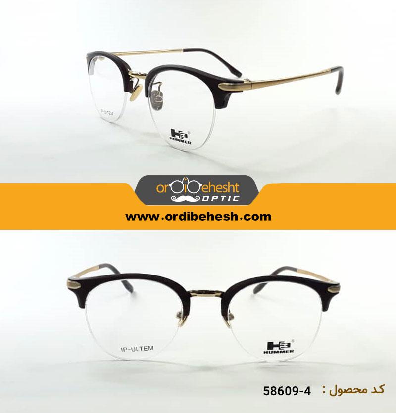 عینک طبی زنانه مدل کلاپ مستر